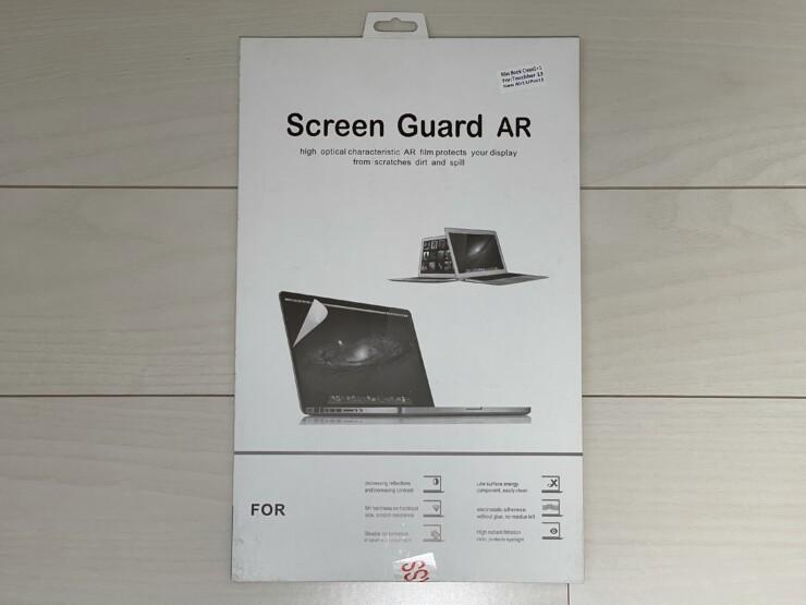 MacBook Air 液晶保護フィルム