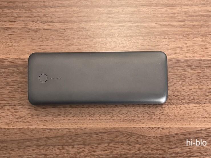 モッテルモバイルバッテリー